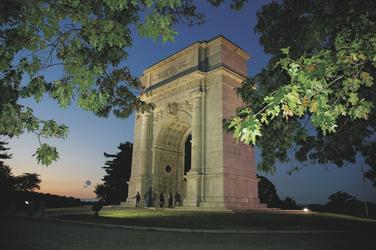 National Memorial Arch, ©Regina Stolburg