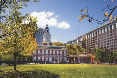 Independence Hall, ©Paul Loftland for PHLCVB