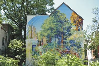 Mural Arts in Philadelphia, ©WTS GmbH