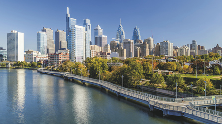 Skyline Philadelphia, ©PHLCVB