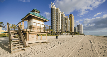 Strandhaus in Miami, ©Bruno Frontino
