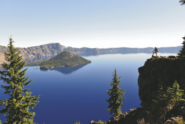 Crater Lake (© Satoshi Eto - TravelOregon)