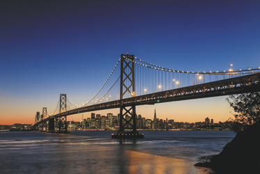 Bay Bridge in San Francisco - ©f11photo - Fotolia, ©f11photo - Fotolia