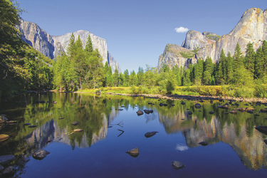 Yosemite National Park, Kalifornien - ©huci - Fotolia
