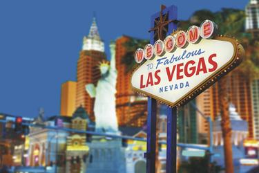 Berühmte Neonschild in Las Vegas - ©somchaij - Fotolia