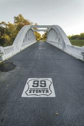 historische Route 66© Doug Stremel, Kansas Tourism, ©©2013 Doug Stremel