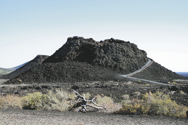 Craters of the Moon National Monument - c Idaho Tourism/Clara Mitchell