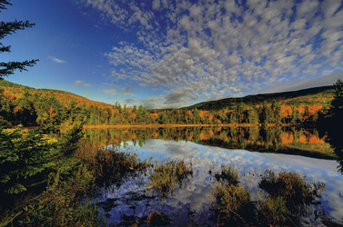 Indian Summer in den White Mountains