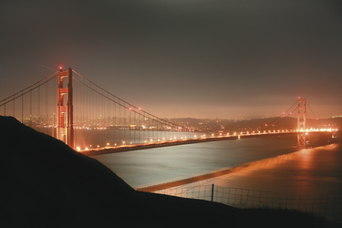Golden Gate Brücke, San Francisco