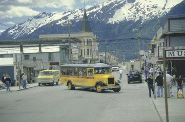 Skagway in Alaska