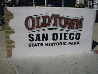 San Diego State Historic Park