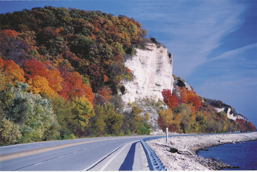 Unterwegs auf der Great River Road, Illinois
