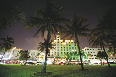 Miami Ocean Drive - Foto: Florida Tourism © Quentin Bacon, © Quentin Bacon