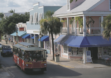Duval Street, Key West - Bild: FLORIDA KEYS, KEY WEST TDC