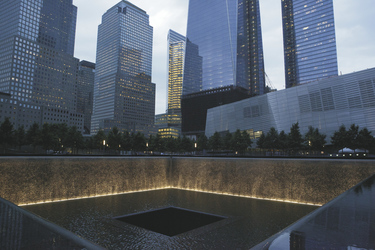 Nine Eleven Memorial, New York - © Marley White/NYC and Company