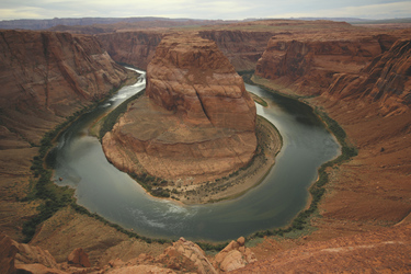Horseshoe Ben beim Lake Powell