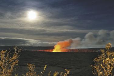 Vulkan auf Big Island - ©Ethan Tweedie, ©Ethan Tweedie