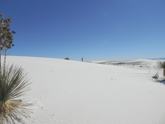 White Sands National Monument, New Mexico -  ©TravelDreamWest