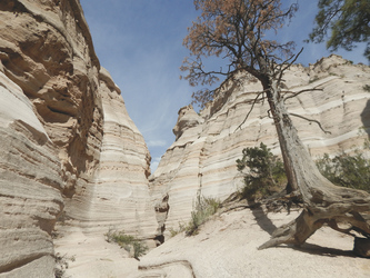 Tent Rocks National Monument, New Mexico - ©TravelDreamWest