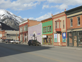 Silverton, Colorado - ©TravelDreamWest
