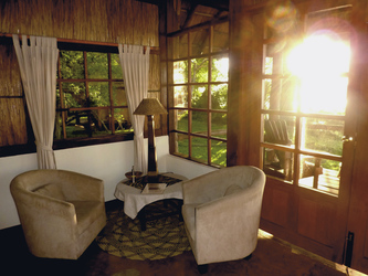 Kafunta River Lodge Suite