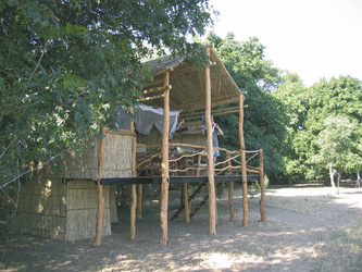 Kafunta Island Bush Camp