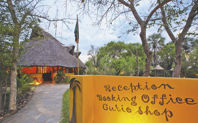 Maramba Lodge, Livingstone, Zambia