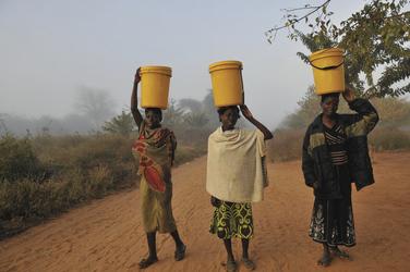 Zambische Frauen