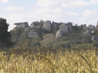 Matopos, Unterwegs mit Shamiso, ©Shamiso
