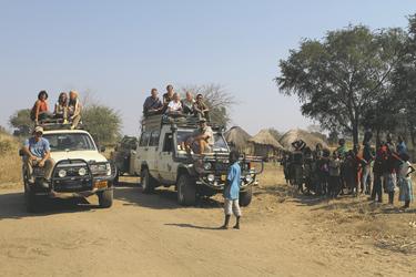 Fahrzeuge Shamiso, ©Shamiso