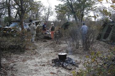Shamiso Bushcamp