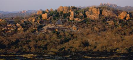Lage des Big Cave Camps