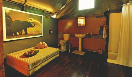 Wohnbeispiel Bomani Tented Lodge, ©Imvelo Safari Lodges